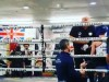 Alfie blackman boxing on the sporting ring show