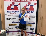 Hull box cup 2019 gold medalists